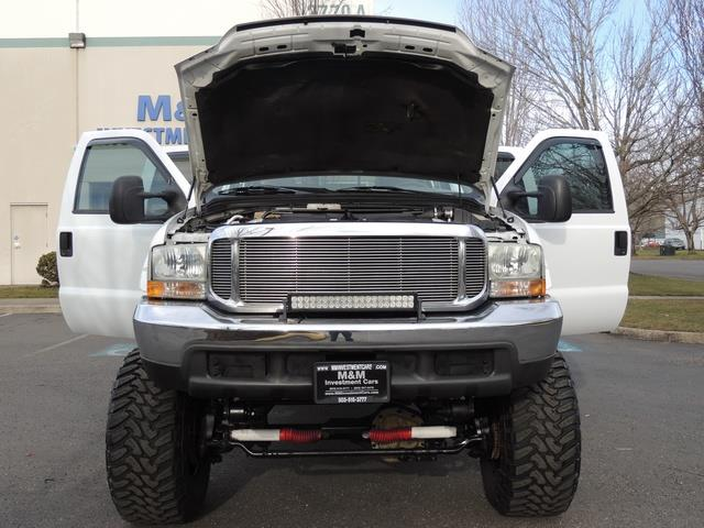 2000 Ford F-350 LARIAT 4X4 LONG BED / 7.3 DIESEL / MONSTER LIFTED - Photo 26 - Portland, OR 97217