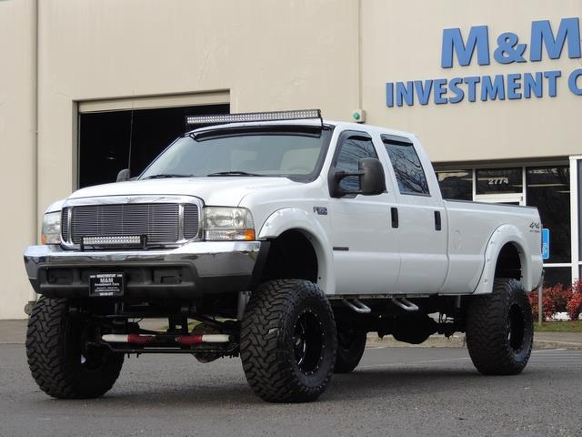 2000 Ford F-350 LARIAT 4X4 LONG BED / 7.3 DIESEL / MONSTER LIFTED - Photo 43 - Portland, OR 97217