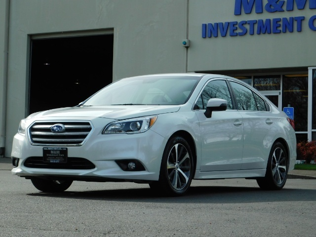 2015 Subaru Legacy 2.5 Limited AWD / EyeSight / Blind Spot / Warranty - Photo 1 - Portland, OR 97217