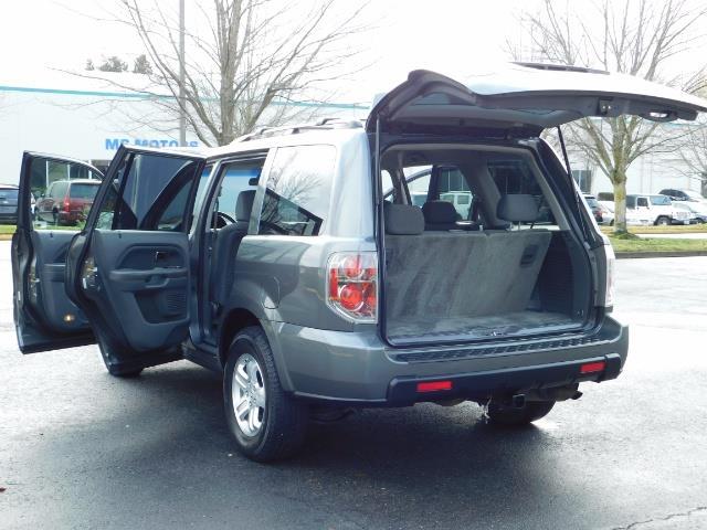 2008 Honda Pilot SPORT UTILITY / 8 Passengers / Excellent Condition - Photo 25 - Portland, OR 97217