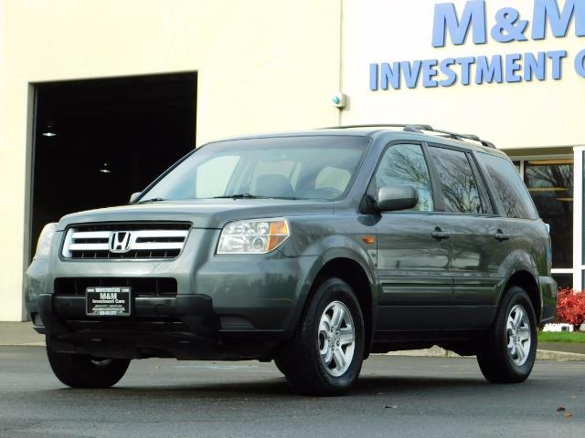 2008 Honda Pilot SPORT UTILITY / 8 Passengers / Excellent Condition - Photo 42 - Portland, OR 97217