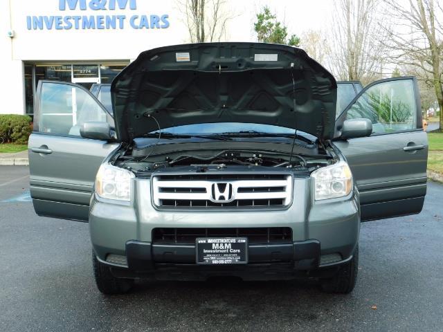 2008 Honda Pilot SPORT UTILITY / 8 Passengers / Excellent Condition - Photo 30 - Portland, OR 97217