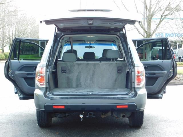 2008 Honda Pilot SPORT UTILITY / 8 Passengers / Excellent Condition - Photo 26 - Portland, OR 97217