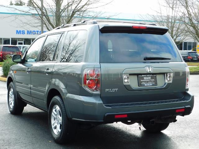 2008 Honda Pilot SPORT UTILITY / 8 Passengers / Excellent Condition - Photo 7 - Portland, OR 97217