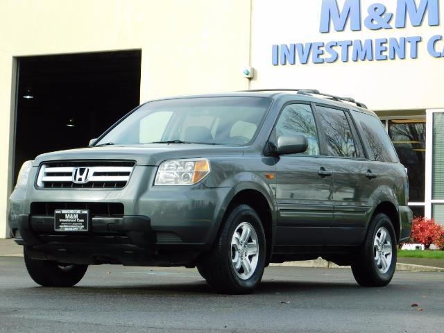2008 Honda Pilot SPORT UTILITY / 8 Passengers / Excellent Condition - Photo 1 - Portland, OR 97217