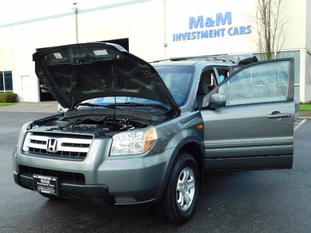 2008 Honda Pilot SPORT UTILITY / 8 Passengers / Excellent Condition - Photo 32 - Portland, OR 97217