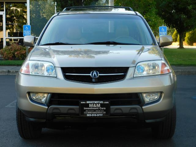2003 Acura MDX Touring / AWD / 3RD Row Seats / DVD / MOON ROOF - Photo 45 - Portland, OR 97217