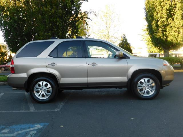 2003 Acura MDX Touring / AWD / 3RD Row Seats / DVD / MOON ROOF - Photo 44 - Portland, OR 97217