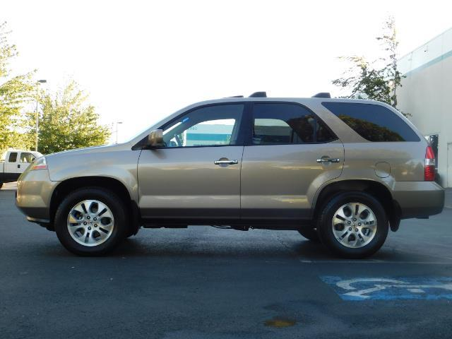 2003 Acura MDX Touring / AWD / 3RD Row Seats / DVD / MOON ROOF - Photo 43 - Portland, OR 97217