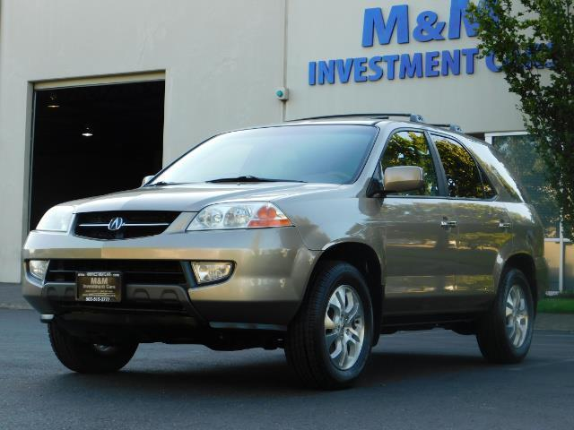 2003 Acura MDX Touring / AWD / 3RD Row Seats / DVD / MOON ROOF - Photo 41 - Portland, OR 97217