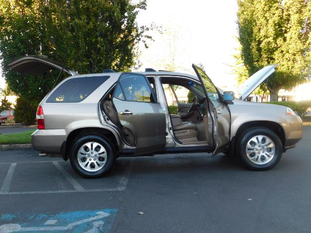 2003 Acura MDX Touring / AWD / 3RD Row Seats / DVD / MOON ROOF - Photo 23 - Portland, OR 97217