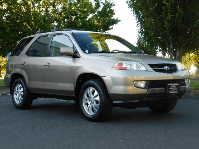 2003 Acura MDX Touring / AWD / 3RD Row Seats / DVD / MOON ROOF - Photo 42 - Portland, OR 97217