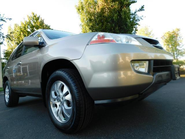 2003 Acura MDX Touring / AWD / 3RD Row Seats / DVD / MOON ROOF - Photo 50 - Portland, OR 97217