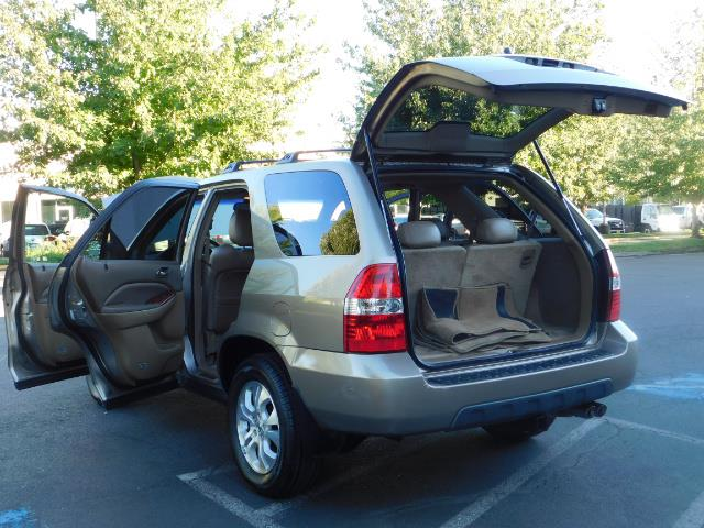 2003 Acura MDX Touring / AWD / 3RD Row Seats / DVD / MOON ROOF - Photo 31 - Portland, OR 97217