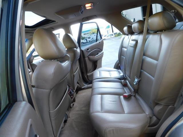 2003 Acura MDX Touring / AWD / 3RD Row Seats / DVD / MOON ROOF - Photo 55 - Portland, OR 97217