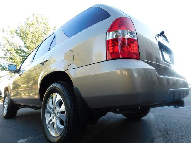 2003 Acura MDX Touring / AWD / 3RD Row Seats / DVD / MOON ROOF - Photo 52 - Portland, OR 97217
