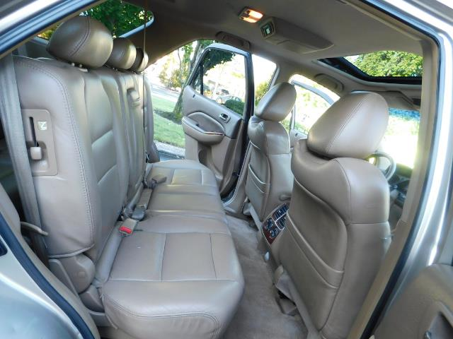 2003 Acura MDX Touring / AWD / 3RD Row Seats / DVD / MOON ROOF - Photo 18 - Portland, OR 97217