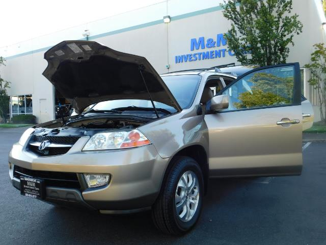 2003 Acura MDX Touring / AWD / 3RD Row Seats / DVD / MOON ROOF - Photo 38 - Portland, OR 97217