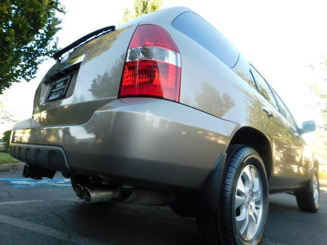 2003 Acura MDX Touring / AWD / 3RD Row Seats / DVD / MOON ROOF - Photo 51 - Portland, OR 97217
