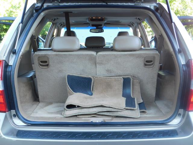 2003 Acura MDX Touring / AWD / 3RD Row Seats / DVD / MOON ROOF - Photo 33 - Portland, OR 97217
