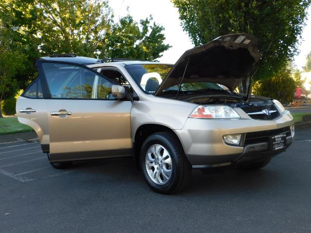 2003 Acura MDX Touring / AWD / 3RD Row Seats / DVD / MOON ROOF - Photo 35 - Portland, OR 97217