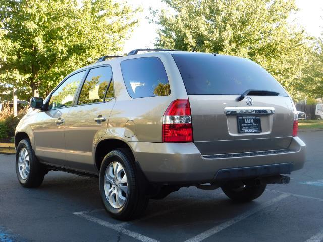 2003 Acura MDX Touring / AWD / 3RD Row Seats / DVD / MOON ROOF - Photo 47 - Portland, OR 97217