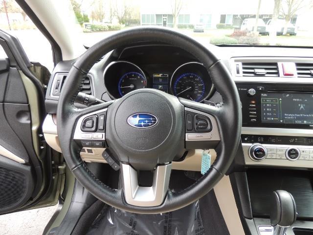 2016 Subaru Outback 2.5i Limited / Leather /BLIND SPOT / Backup camera - Photo 40 - Portland, OR 97217