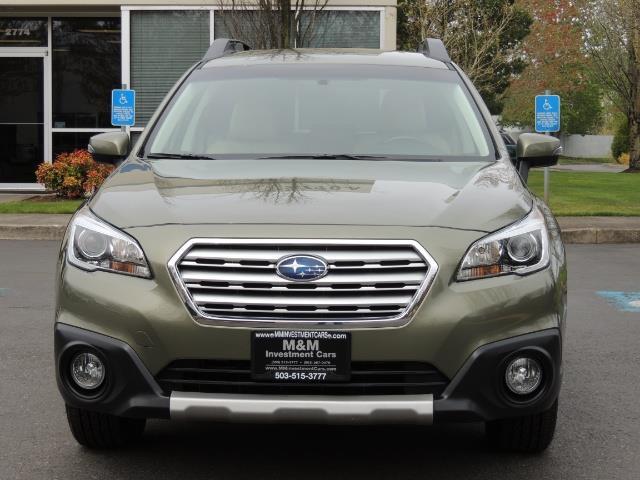 2016 Subaru Outback 2.5i Limited / Leather /BLIND SPOT / Backup camera - Photo 5 - Portland, OR 97217