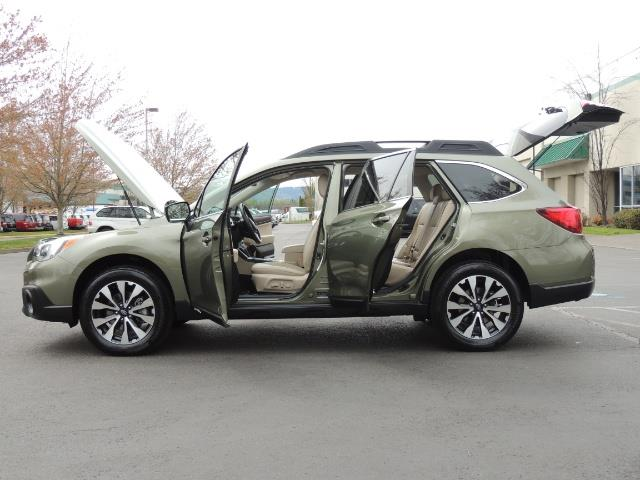 2016 Subaru Outback 2.5i Limited / Leather /BLIND SPOT / Backup camera - Photo 26 - Portland, OR 97217