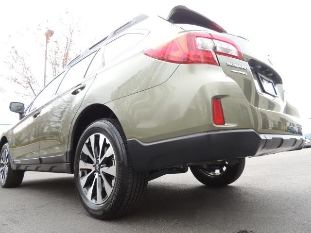 2016 Subaru Outback 2.5i Limited / Leather /BLIND SPOT / Backup camera - Photo 11 - Portland, OR 97217