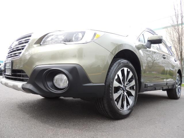 2016 Subaru Outback 2.5i Limited / Leather /BLIND SPOT / Backup camera - Photo 9 - Portland, OR 97217