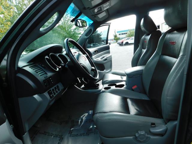 2009 Toyota Tacoma V6 4X4 DOUBLE CAB TRD 6-SPEED MANUAL LIFTED !! - Photo 14 - Portland, OR 97217