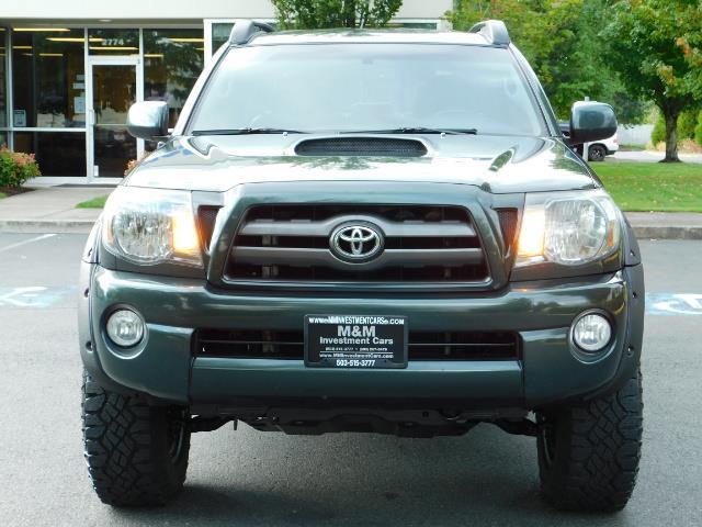 2009 Toyota Tacoma V6 4X4 DOUBLE CAB TRD 6-SPEED MANUAL LIFTED !! - Photo 5 - Portland, OR 97217
