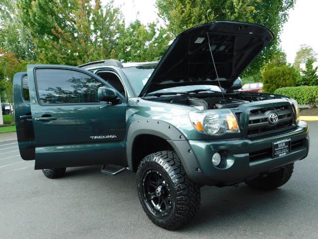 2009 Toyota Tacoma V6 4X4 DOUBLE CAB TRD 6-SPEED MANUAL LIFTED !! - Photo 27 - Portland, OR 97217
