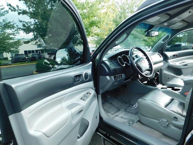 2009 Toyota Tacoma V6 4X4 DOUBLE CAB TRD 6-SPEED MANUAL LIFTED !! - Photo 13 - Portland, OR 97217