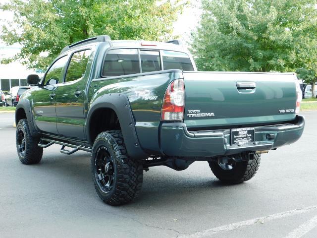 2009 Toyota Tacoma V6 4X4 DOUBLE CAB TRD 6-SPEED MANUAL LIFTED !! - Photo 7 - Portland, OR 97217