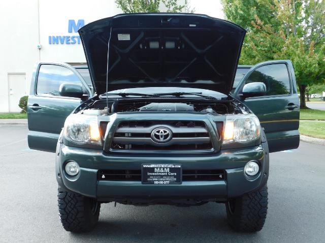 2009 Toyota Tacoma V6 4X4 DOUBLE CAB TRD 6-SPEED MANUAL LIFTED !! - Photo 28 - Portland, OR 97217