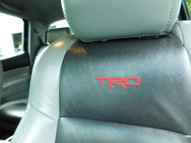 2009 Toyota Tacoma V6 4X4 DOUBLE CAB TRD 6-SPEED MANUAL LIFTED !! - Photo 19 - Portland, OR 97217