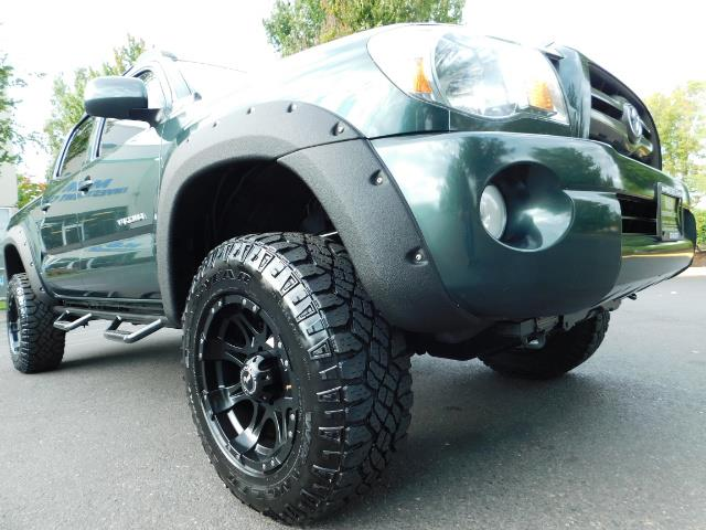 2009 Toyota Tacoma V6 4X4 DOUBLE CAB TRD 6-SPEED MANUAL LIFTED !! - Photo 10 - Portland, OR 97217