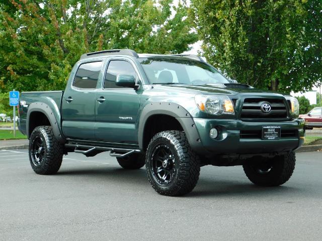 2009 Toyota Tacoma V6 4X4 DOUBLE CAB TRD 6-SPEED MANUAL LIFTED !! - Photo 2 - Portland, OR 97217