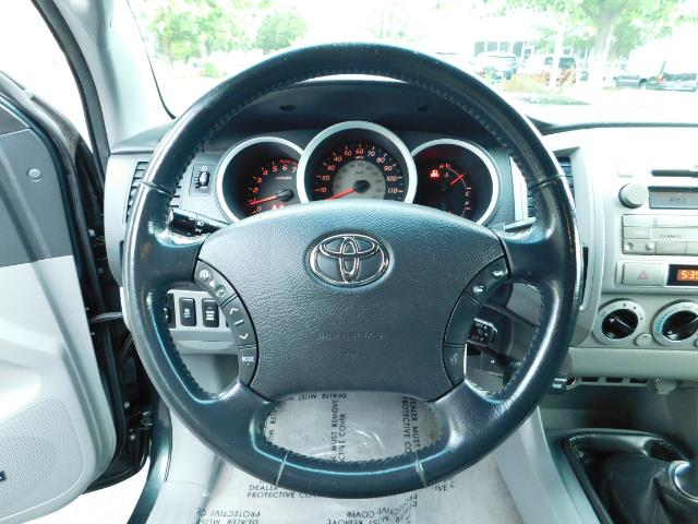 2009 Toyota Tacoma V6 4X4 DOUBLE CAB TRD 6-SPEED MANUAL LIFTED !! - Photo 36 - Portland, OR 97217