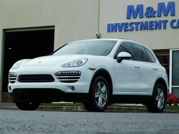 2014 Porsche Cayenne Sport Utility / AWD / Sport Chrono Pkg / PANO SUNR SUV