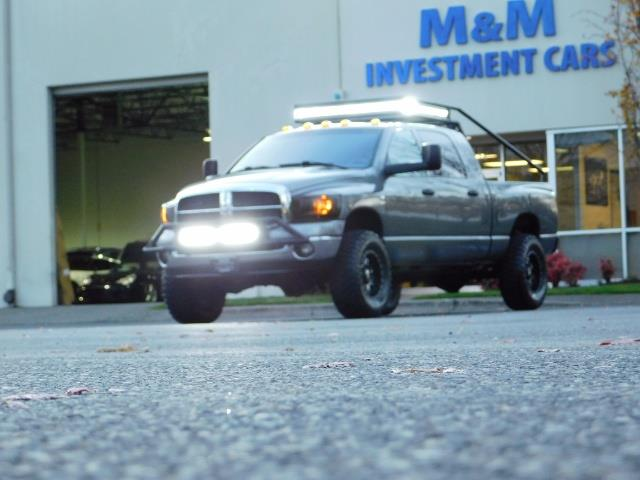 2006 Dodge Ram 2500 SLT Mega Cab / 4X4 / 5.9L Cummins Diesel / LIFTED - Photo 51 - Portland, OR 97217