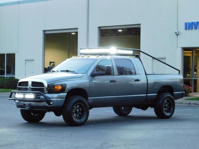 2006 Dodge Ram 2500 SLT Mega Cab / 4X4 / 5.9L Cummins Diesel / LIFTED - Photo 40 - Portland, OR 97217