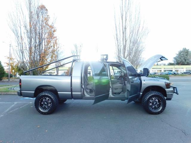 2006 Dodge Ram 2500 SLT Mega Cab / 4X4 / 5.9L Cummins Diesel / LIFTED - Photo 30 - Portland, OR 97217