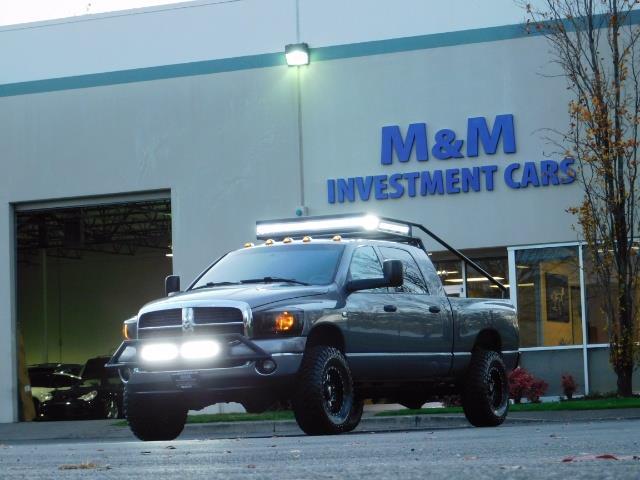 2006 Dodge Ram 2500 SLT Mega Cab / 4X4 / 5.9L Cummins Diesel / LIFTED - Photo 49 - Portland, OR 97217