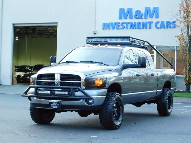 2006 Dodge Ram 2500 SLT Mega Cab / 4X4 / 5.9L Cummins Diesel / LIFTED - Photo 52 - Portland, OR 97217