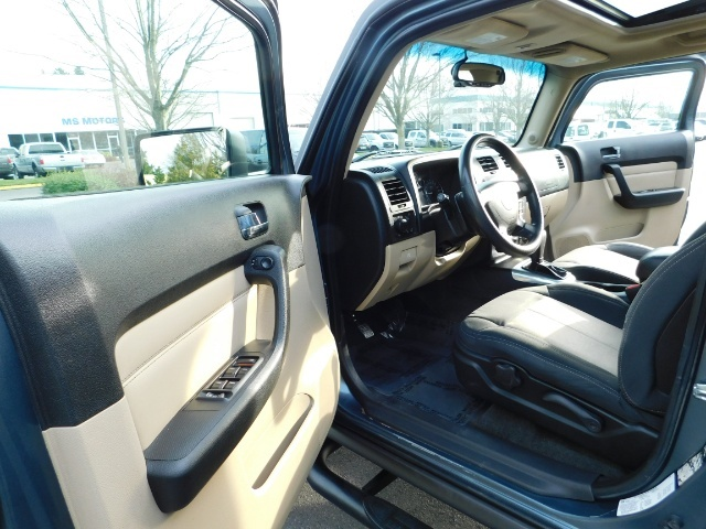 2006 Hummer H3 4dr SUV / 4WD / Sunroof / LIFTED / MUD TIRES - Photo 13 - Portland, OR 97217