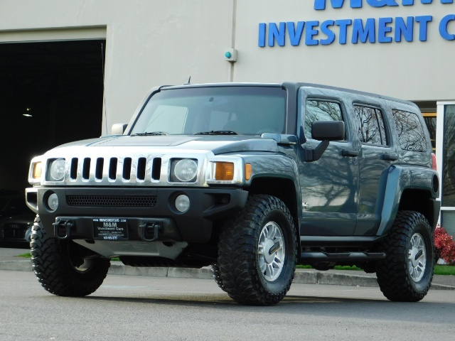 2006 Hummer H3 4dr SUV / 4WD / Sunroof / LIFTED / MUD TIRES - Photo 47 - Portland, OR 97217