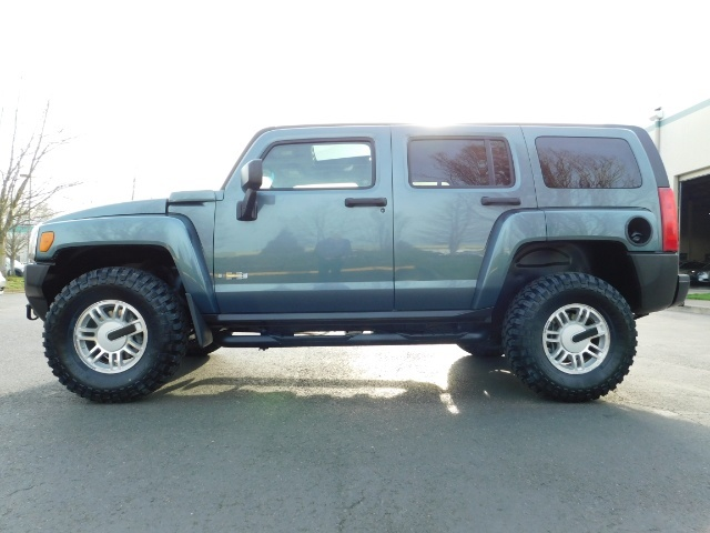 2006 Hummer H3 4dr SUV / 4WD / Sunroof / LIFTED / MUD TIRES - Photo 25 - Portland, OR 97217